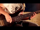 Dream Theater Behind The Veil Bass Cover by Raphael Dafras
