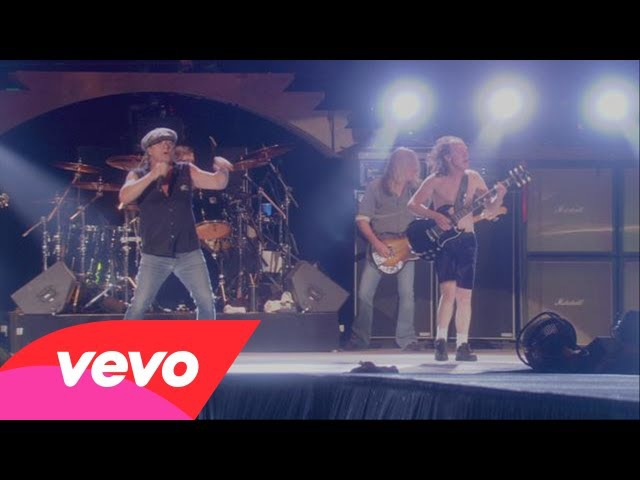 AC/DC - Let There Be Rock (from Live at River Plate)
