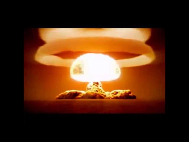 Ядерный взрыв Царь Бомба, 57 мегатонн, 1961 год Реальный звук!