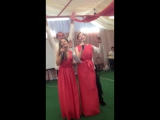 Свадебный рэп от лучших подруг! 11 июля 2015г.