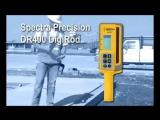 Цифровая рейка Spectra Precision DR400 приемник для лазерных нивелиров