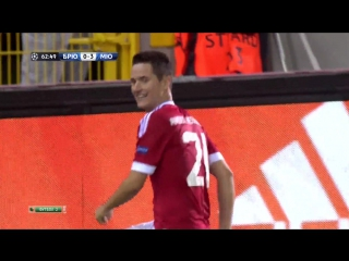 «Брюгге» - «Манчестер Юнайтед» (Второй тайм)