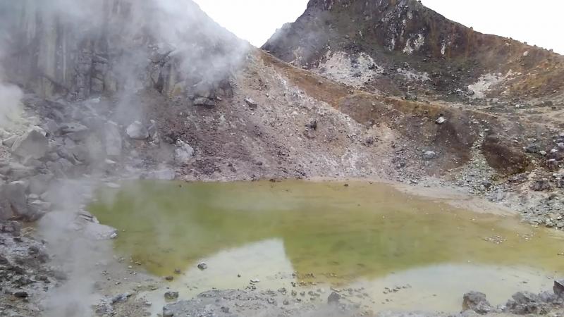Вулкан Сибаяк