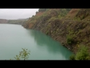 Александровское, голубое озеро