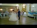 Кружит в мелодии вальса влюбленная пара…   Наш свадебный танец*