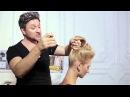 Новый урок от Руслана Татьянина Как собрать волосы в высокий тугой и чистый хвост урок №5