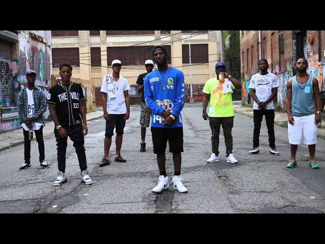 Dougie F DJ Fire - Back Up On It (Jasmine) [Official Music Video]