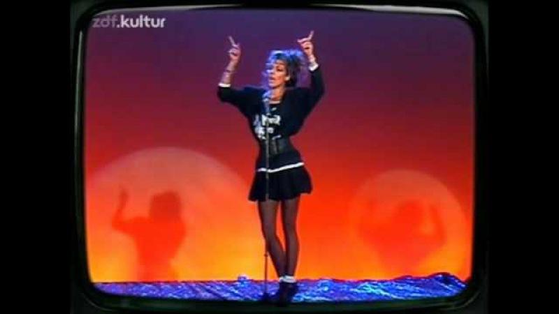 Sandra - Stop for a minute - ZDF-Hitparade - 1987