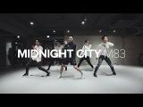 Midnight City - M83  Junsun Yoo Choreography