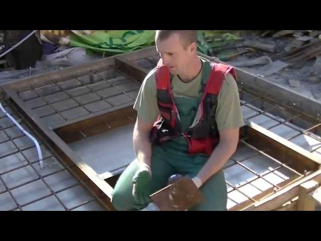 Простые советы по возведению монолитного бетонного подвала. Часть 4.