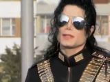 Michael Jackson rare video in Moscow