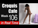 The Croquis Cafe: The Artist Model Resource, Week 106