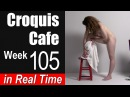 The Croquis Cafe: The Artist Model Resource, Week 105
