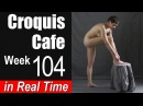 The Croquis Cafe: The Artist Model Resource, Week #104