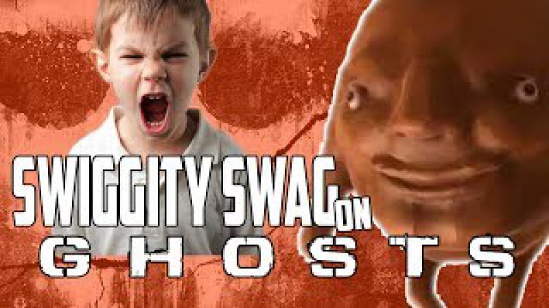 Swiggity Swag on GHOSTS (Funny Reactions)