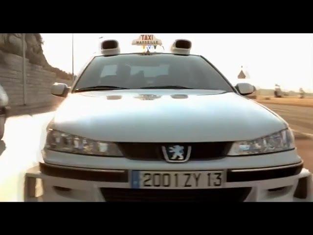 Отрывки из фильма Такси 2