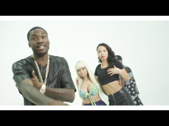 Meek Mill French Montana, Nicki Minaj, Fabolous - I B On Dat (Official Music Video 01.10.2013)