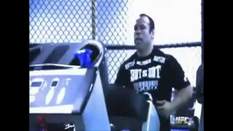 Тренировка лучших бойцов мира UFC,MMA