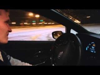 Ночные приколюхи (Kia pro_ceed GT)