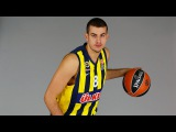 2014-15 bwin MVP: Nemanja Bjelica, Fenerbahce Ulker Istanbul