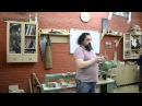 Встреча в Rubankov - Бондарев Ф.А. Часть 1 - Об обучении художественной обработке древесины