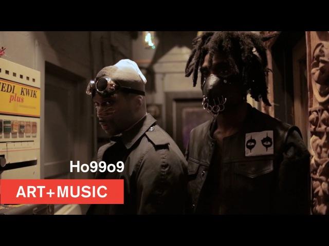 Ho99o9 - Casey Jones / Cum Rag - Art Music - MOCAtv