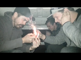 Fireworks Fail Inside Van | Redneck Labor Day