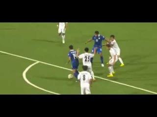 Tanaboon Kesarat Amazing Goal Thailand vs Myanmar 1-0 (Suzuki Cup) 29/11/2014