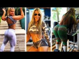 DANIELE OAZEN - IFBB Womens Phisyque: The Best Full-Body Muscle Workouts @ Brazil