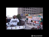Wiz picked us up yesterday and took us on a tour of Austin. Watch the full ride on the Beats YouTube channel. #BeatsSXSW