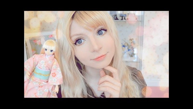 Dolly Makeup Updated - 人形のメイクアップ