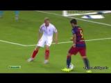 Суперкубок УЕФА / Барселона 5-4 Севилья / Обзор / Голы / 11.08.2015 [HD 720p]