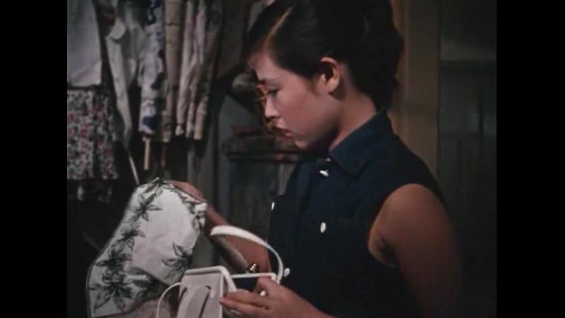 La muchacha bajo el cielo azul (Aozora musume / Yasuzo Masumura 1957) Vose