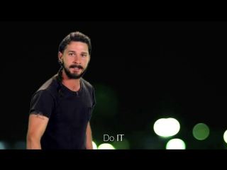 Shia LaBeouf - Just Do it! (Auto-tuned)
