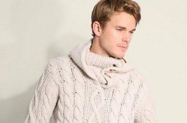 вяжем свитера из пряжи ангора фине
