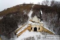 16 декабря 2014  - Самарская область: Часовня Люпова зимой