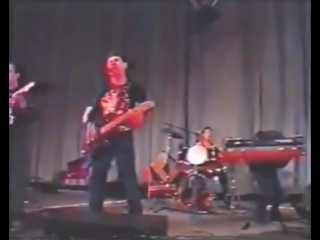 Отрывок концерта Сектор газа ( камера №2) - к/т Авангард, Москва, 16.11.1996, песня Наркоман