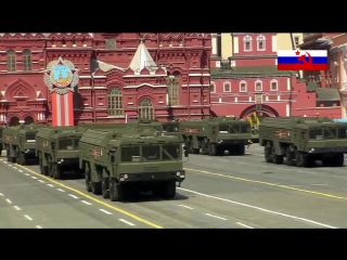 Парад Победы в Москве 2015 (Red Alert 3 Theme - Soviet March)