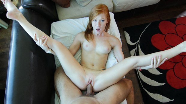 Freckled Face Ginger – Alex Tanner