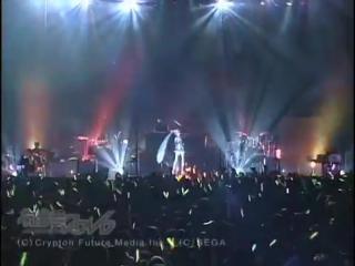 Concert Hatsune Miku 2009