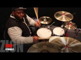 Zion Cymbals Demo
