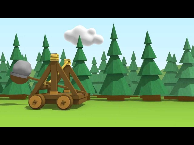 Tutorial Preview: Create a Dynamic Catapult Animation in Cinema 4D (720p)