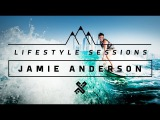 Lifestyle Sessions Jamie Anderson 1st Visit to Dubai