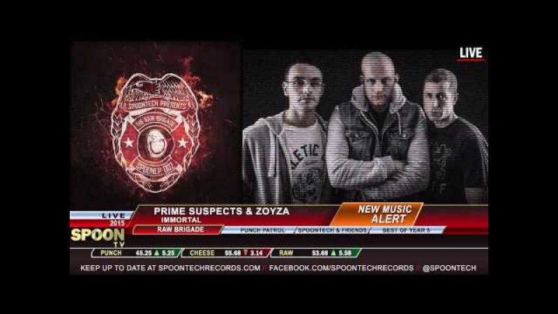 Prime Suspects Zoyza - Immortal [SPOONLP 002]