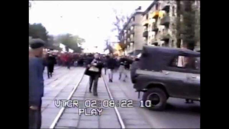 Марш Свабоды 17 кастрычніка 1999