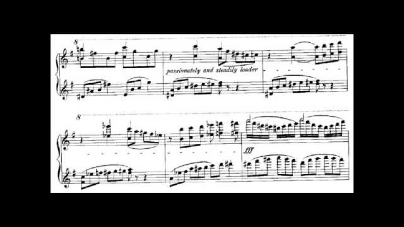 MacDowell - Piano Sonata No. 4 Keltic I With great power and dignity