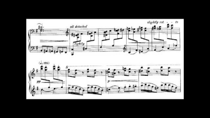 MacDowell - Piano Sonata No. 4 Keltic III Very swift and fierce
