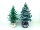 Голубая ель Урок 1 Материалы и инструменты Blue spruce Lesson 1 Tools supplies