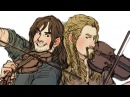 Thorin, Fíli Kíli - Heirs of Durin