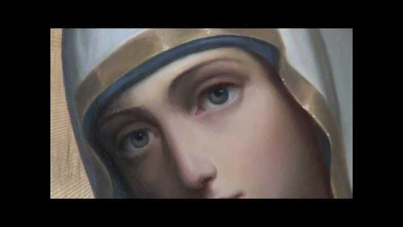 Видеоурок написание иконы ikona-afon.ru/, Dipingere l'icona, How to paint an icon